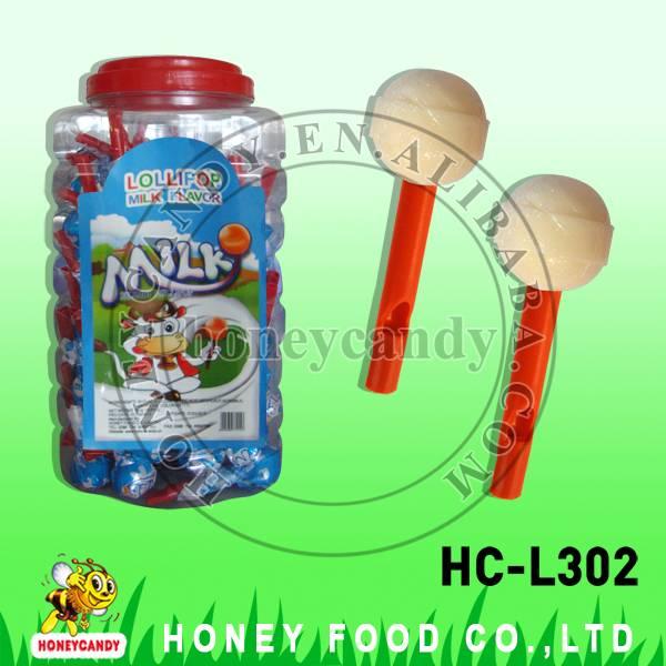 5g Milk Whistle Lollipop