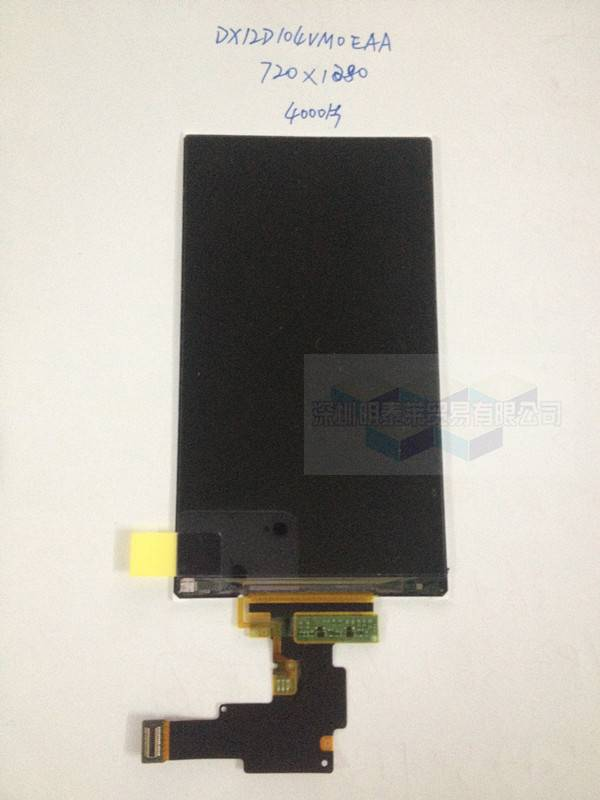 DX12D104VM0EAA 720*1280 4.7 INCH SCREEN  FOR LG L01E, HAND-HOLD DEVICES, CAR HD DVR, SMART