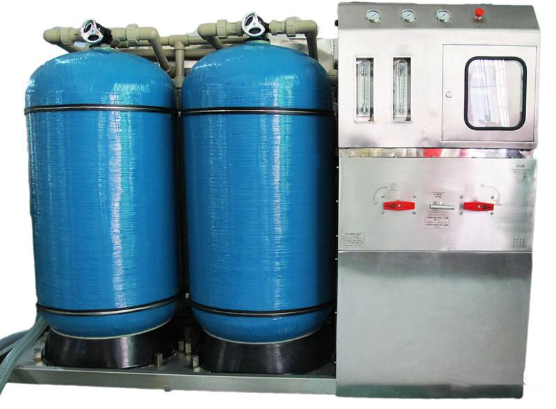 Containerized Pure Series 100,000L-1,000,000L