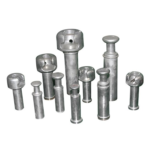 END FITTINGS FOR INSULATOR