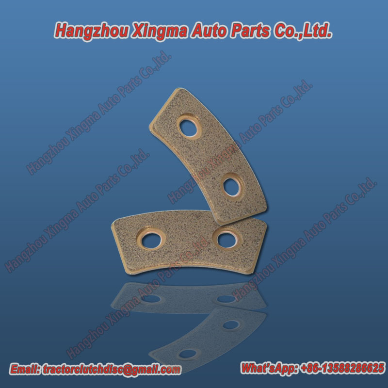 Resistance To High Operating Temperatures Bronze Base Clutch Buttons