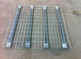 Steel welded wire mesh panel