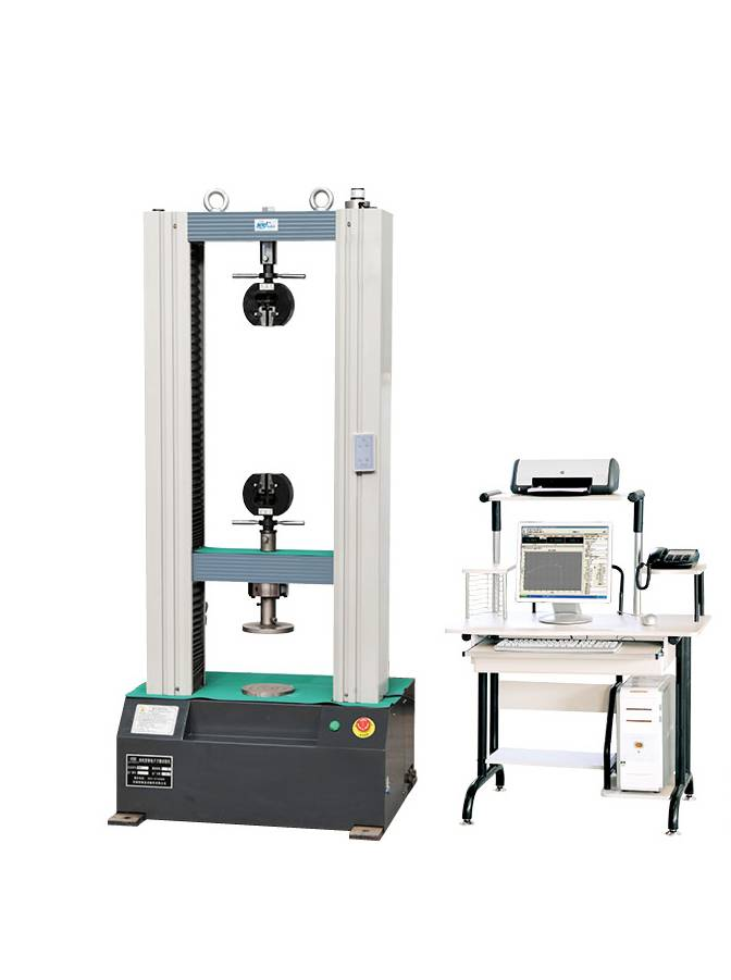 geomembranes pucture resistance testing machine