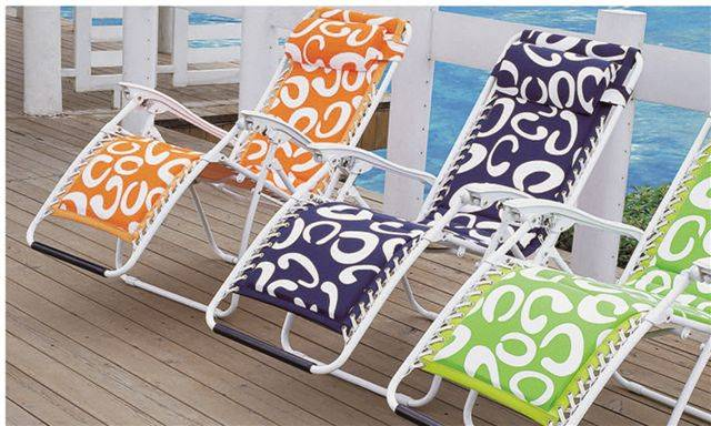 Folding lounger chair ( L658 )