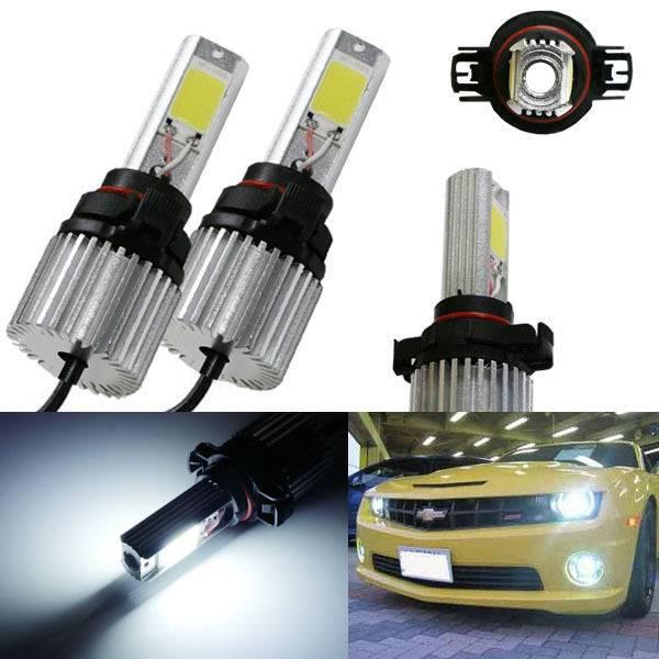 1800LM H16 5202 9009 PS24W CREE CXA1512 LED HeadLight Car Truck Head Beam bulb