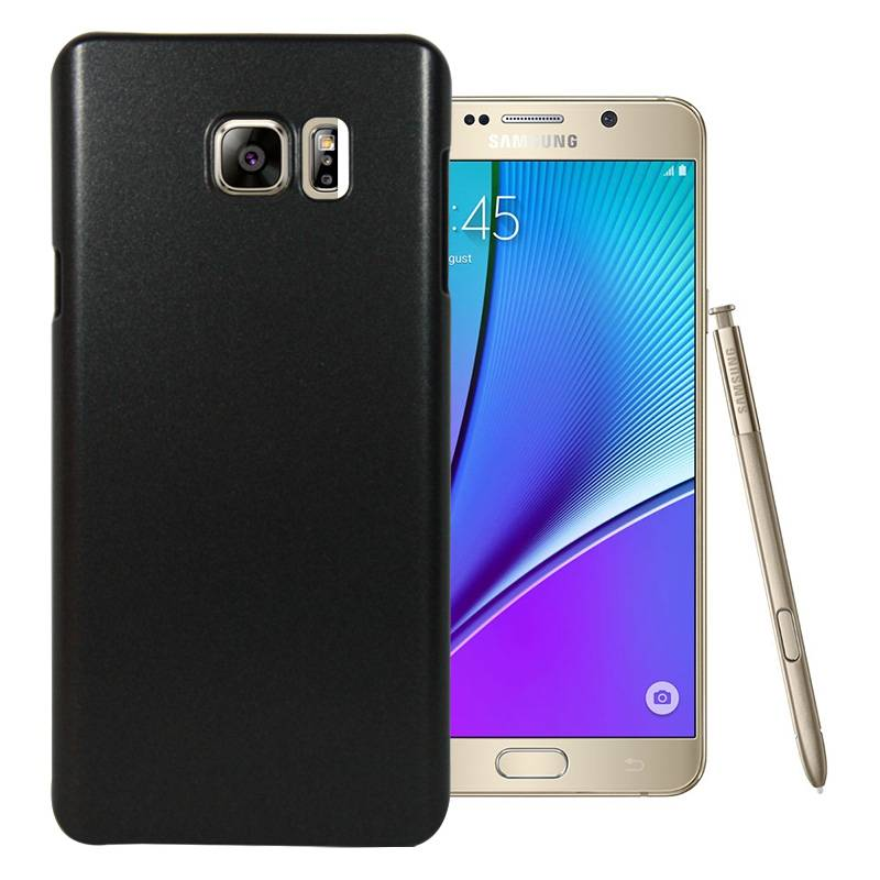 New Designer Metallic Paint Coated Mobile Phone Case Wholesale for Samsung Galaxy Note 5 N9200