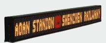 Bus led display board