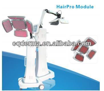 beauty salon equipment low level light therapy for hair rejuvenation
