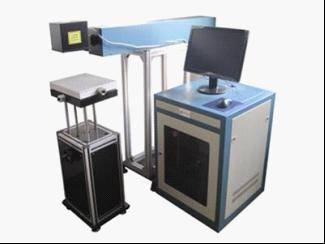 high speed high stability CO2 laser marking machine