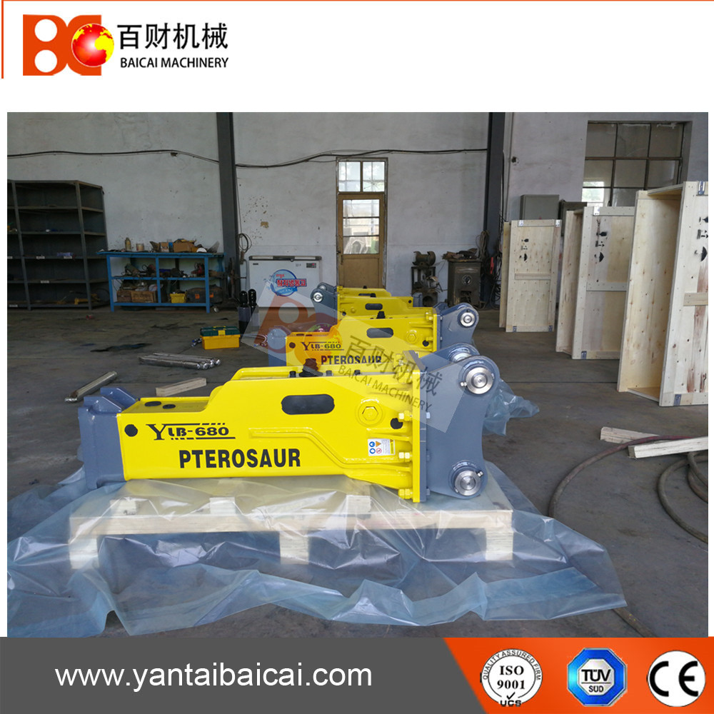 hydraulic rock breaker hammer for small excavator