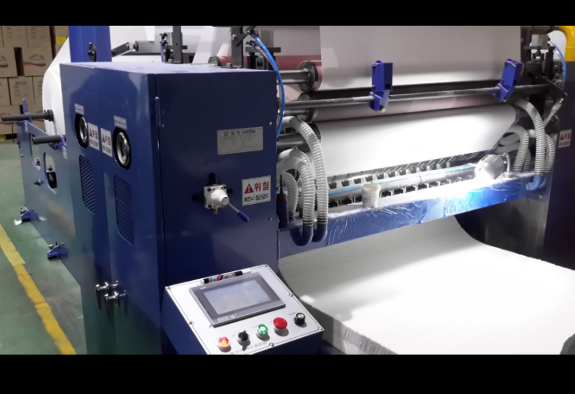 automatic interfolder