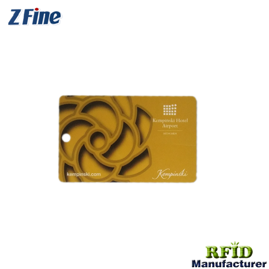 hot sale crdit card size card personalized digital printing