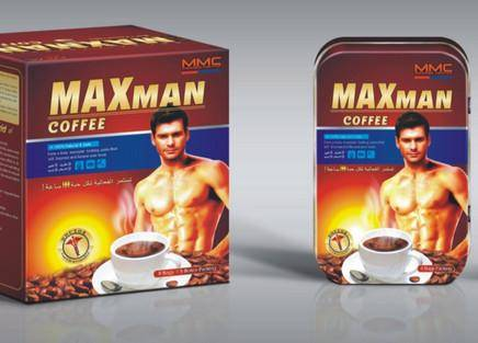 Maxman Coffee Most Effective Male Enhancement Product Max Man Herbal Coffee