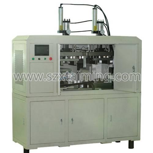 IMD automatic hot press molding machine