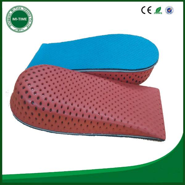 half eva insoles arch support insole height increase