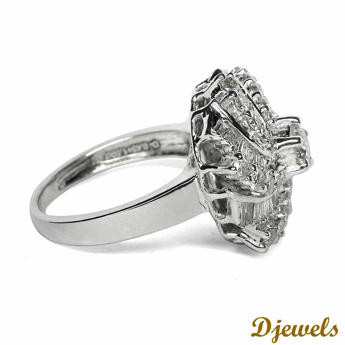Engagement Ring 14K