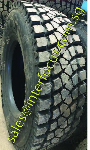 Tyre 315/80R22.5 KAMA