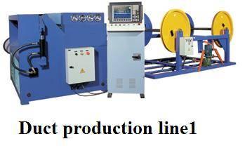 Duct production  auto-line1