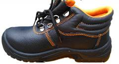 Good Quality Cheapest PU Safety Shoes For Mid-east Market
