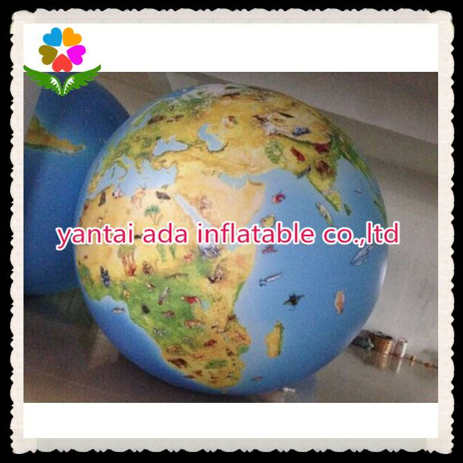 Inflatable Earth Planet