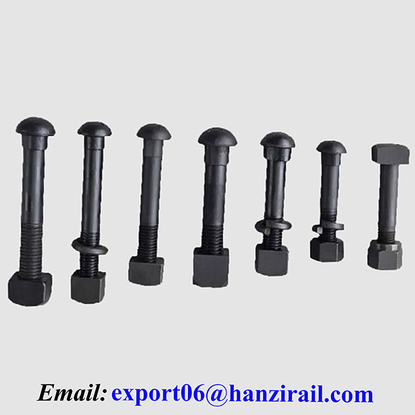 Railway Rail Fishbolt