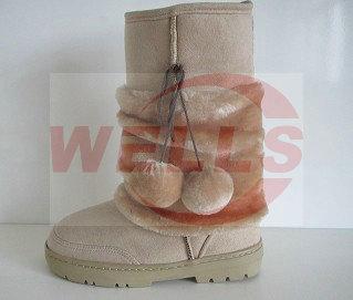 Lady's Boots, Wells-B14028