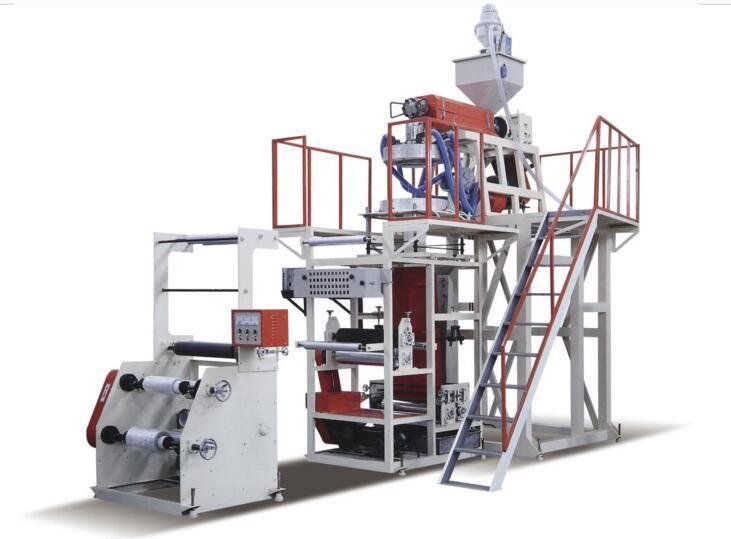 polyethylene PP blown film extrusion/extruder/inflation film manufacturing machine