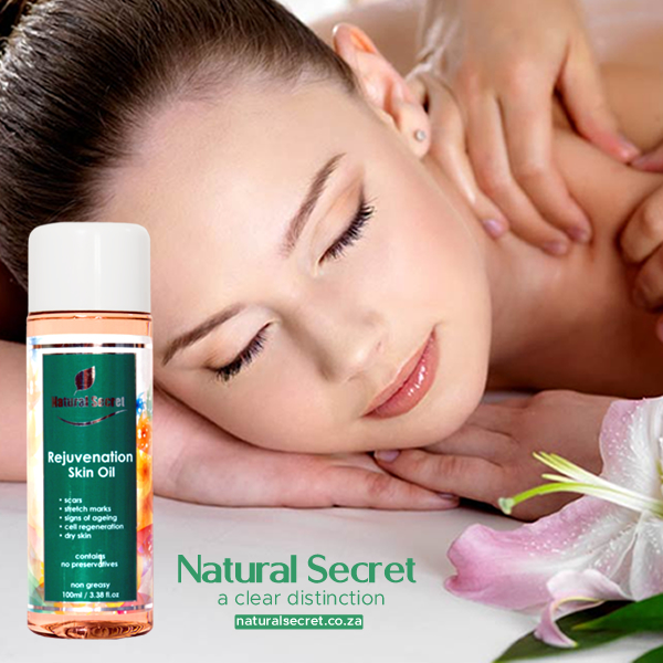 Natural Secret Rejuvenation Skin Oil Anti-Aging