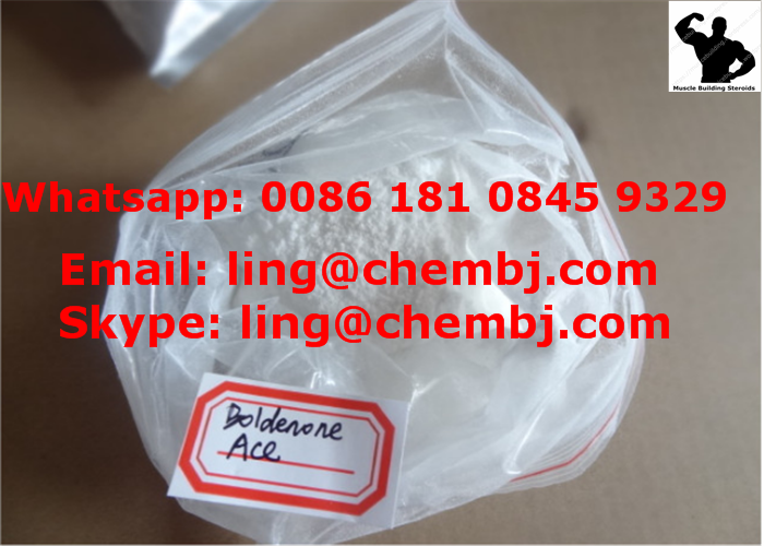Boldenone Acetate Home Brewing Injectable Anabolic Steroid for Muscle Gainning and Body Building