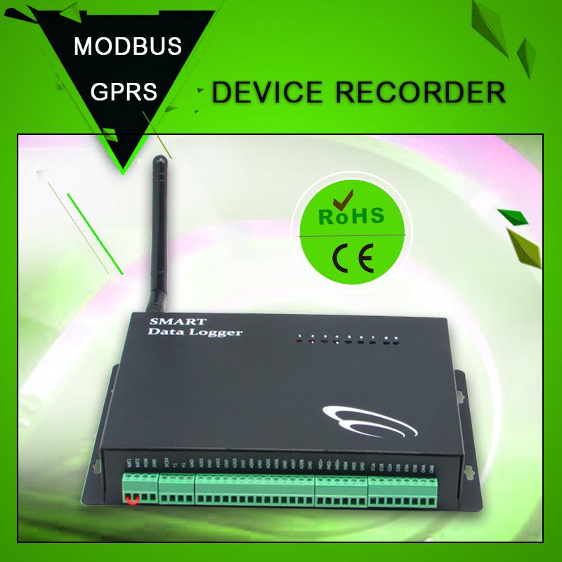 Modbus Meter GPRS Data Collector flow meter data logger