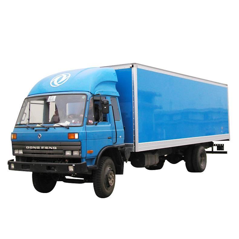 Dry Freight Truck Van