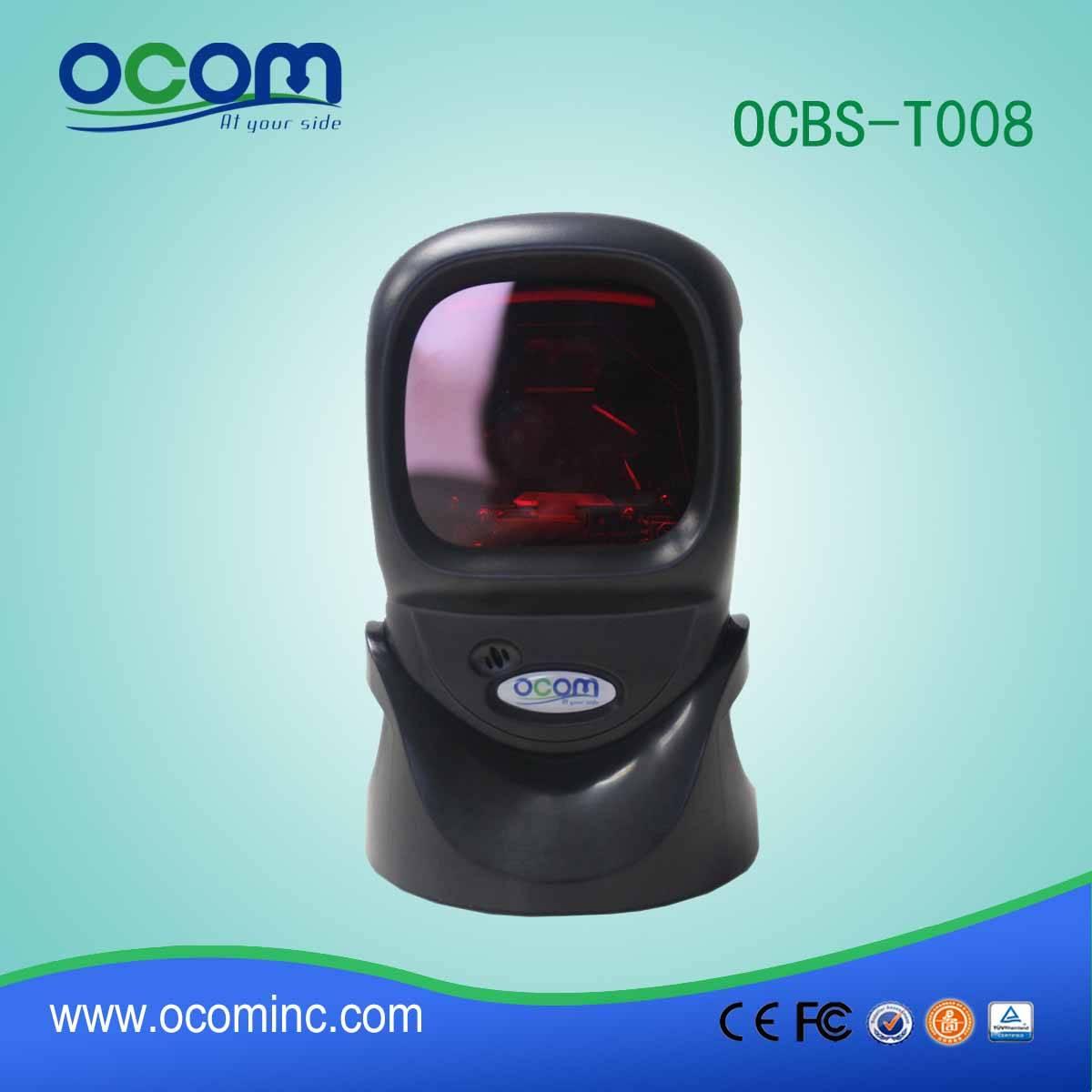 Omni directional 20 line supermarket barcode scanner