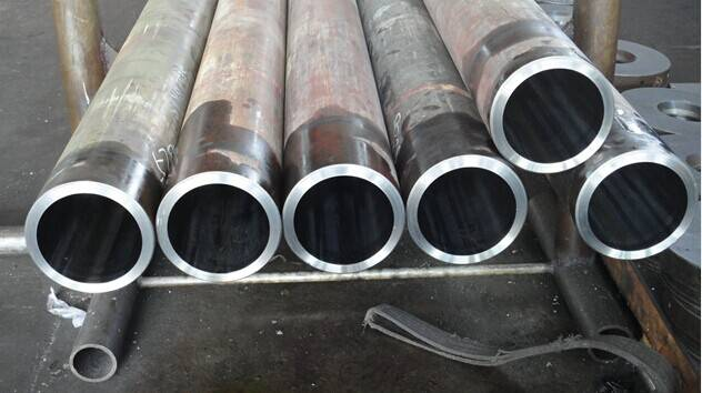 Seamless Steel Tube For Elevated Temperature