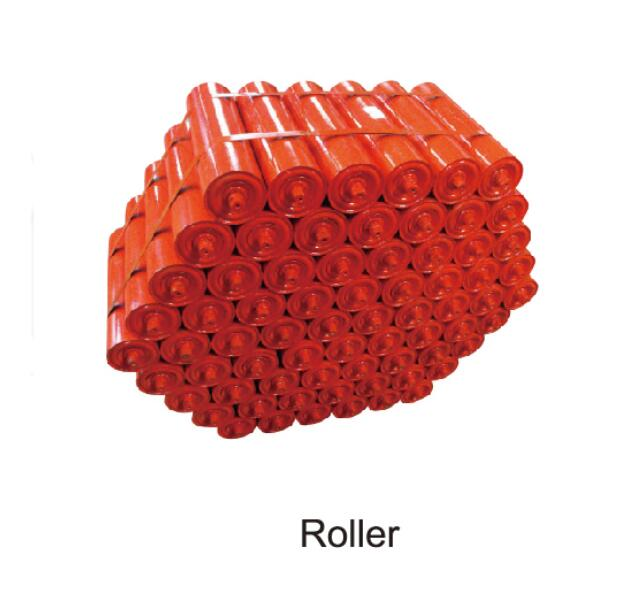 roller of mixing plant