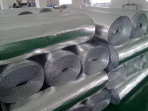 Cool Shield Air Bubble Foil Insulation / Heat Shield Foil Bubble Foil Roof Insulation