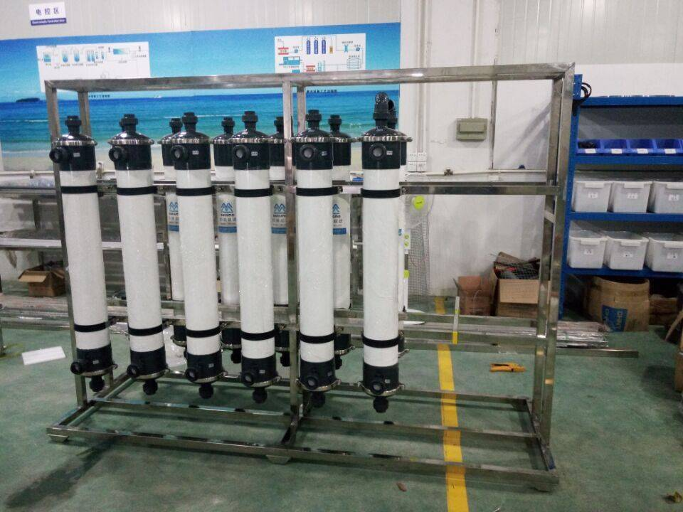 Professional ultrafiltration water treatment equipment for wholesales