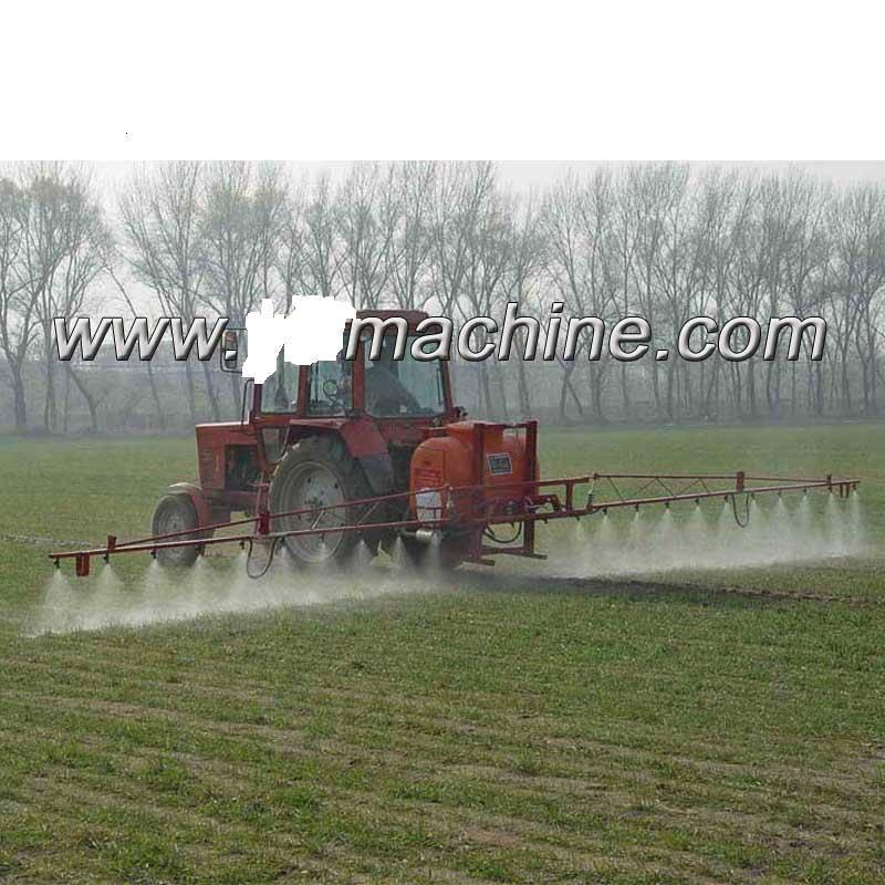 Spray Haulm Sprayer
