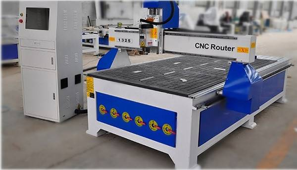 China 3axis wood cnc engraving machine 1325 cnc router
