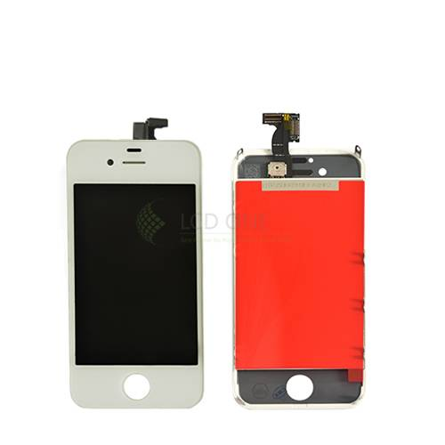 For Apple iPhone 4S LCD Screen Replacement And Digitizer Assembly with Frame - OEM Original Quality
