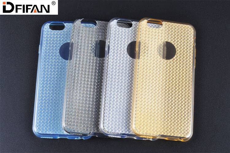 diamond pattern phone case for iphone 6