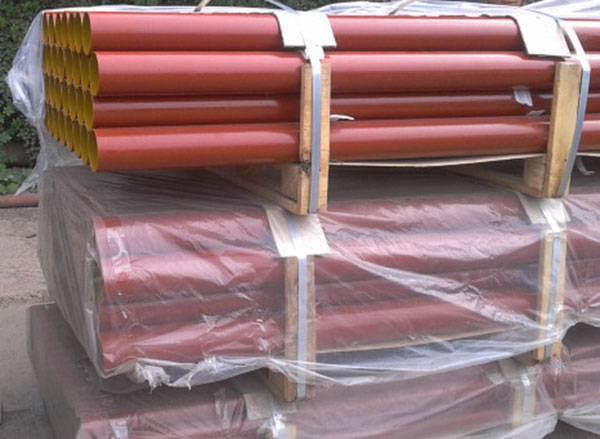 EN877 cast iron pipes