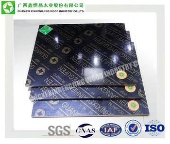 Factory Price 15mm Plywood Film Faced Eucalyptus Plywood