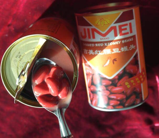 Canned Red Kidney Beans 7113# with Net Weight 425g and Drained Weight 264g