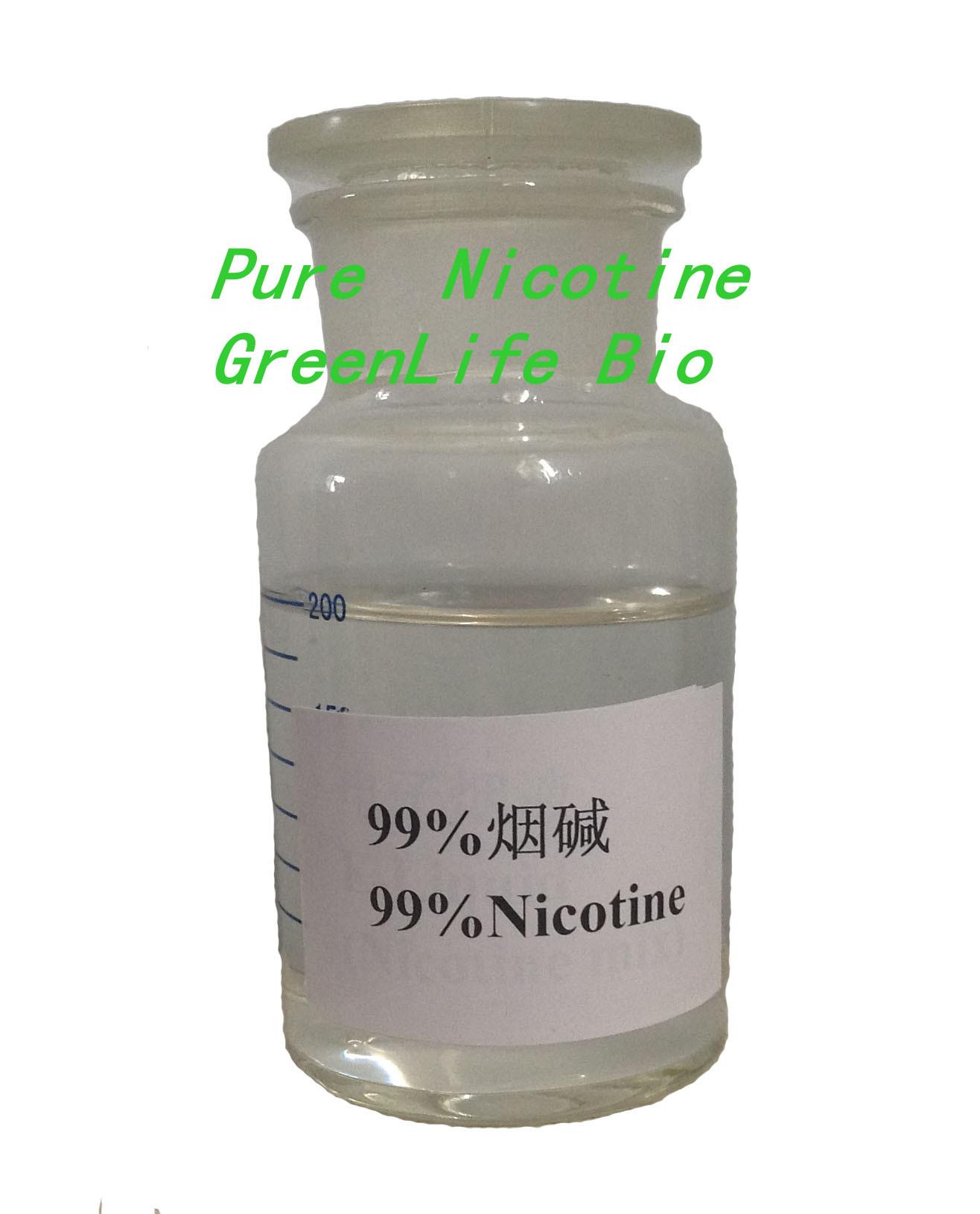 100mg/ml Nicotine solutions