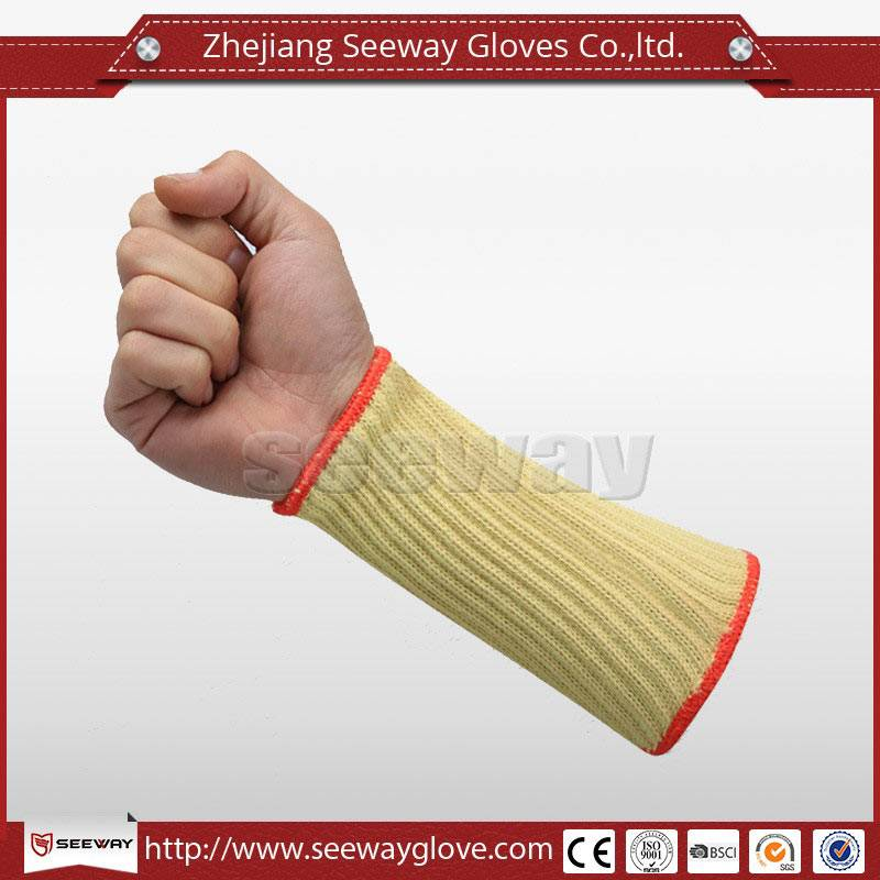 SeeWay SA01-15 Arm and Hand Aramid Cut-resistant Safety Sleeves