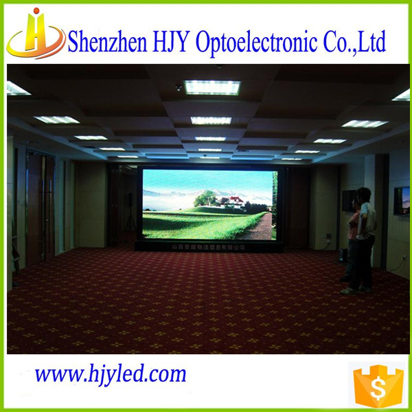High quality high density p4 led display indoor