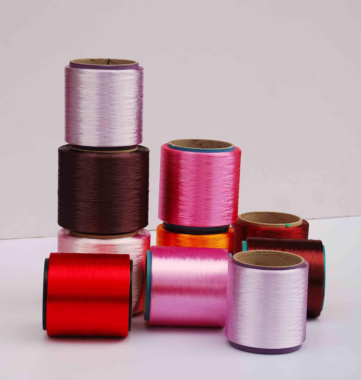 dty dope dyed polyester yarn,dty,fdy,poy,polyester yarn,nylon yarn,pa yarn,dty dope dyed