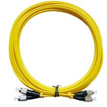 Single mode FC-FC(PC/UPC) patch cord(duplex)