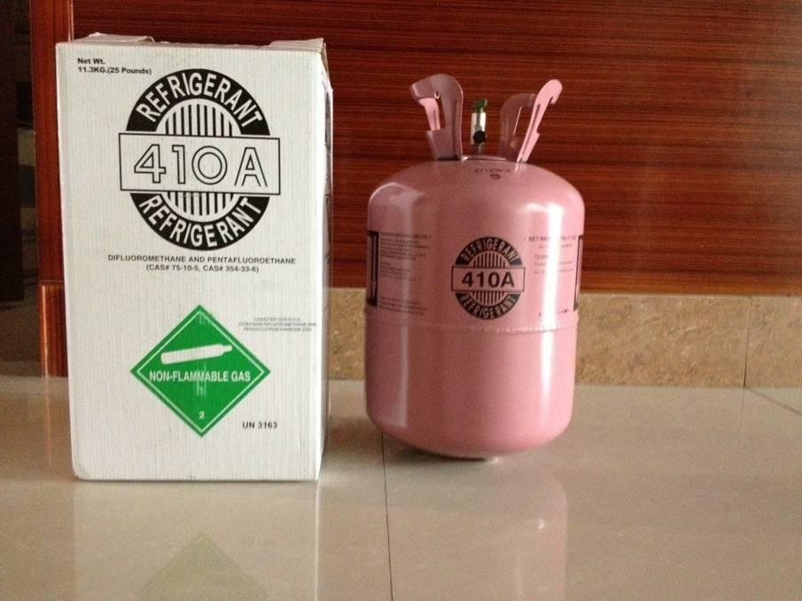 Refriegrant gas R410