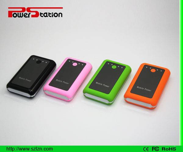Power Bank  6600mAh Factory Direct Sales